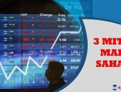 Cek Kebenaran 3 Mitos Investasi Saham Saat Ini