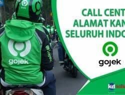 Nomor Call Center dan Email Customer Service Gojek 2021