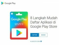 8 Langkah Mudah Membuat Aplikasi di Google Playstore