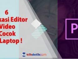 Aplikasi Edit Video Terbaik Untuk Pengguna Laptop
