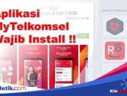 MyTelkomsel, Aplikasi Wajib Bagi Pengguna Telkomsel