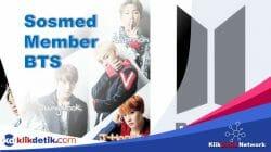 Sosmed Member BTS Buatan Fans, Sekeren Itu