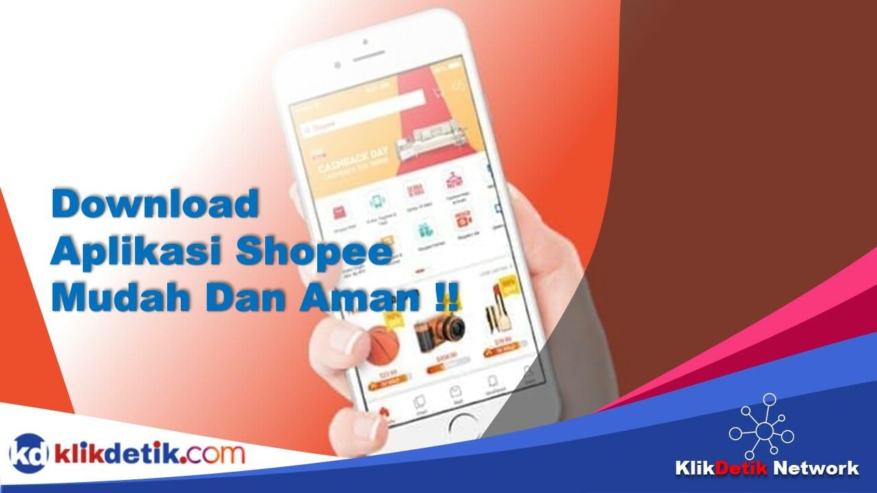 Download Aplikasi Shopee