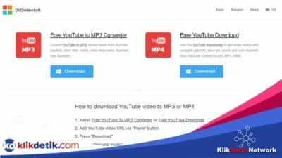 Software Free Youtube Download Gratis Simpel dan Cepat