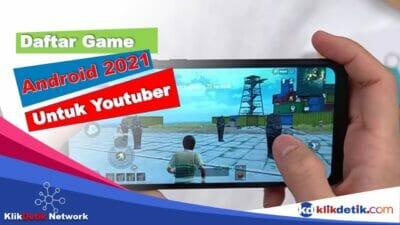 Daftar Game Android Yang Dimainkan Youtuber