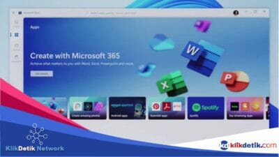 11 hal perlu diketahui di Microsoft Store Windows 11
